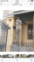 Кованое ограждение. Суворовское училище. Московский пр.17 (3)