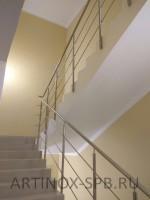 Огр., из нерж., стали лестниц. Суворовское училище. Московский пр (8)
