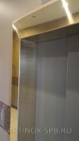 Обрамление лифтового портала Фото 6