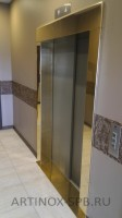 Обрамление лифтового портала Фото 5